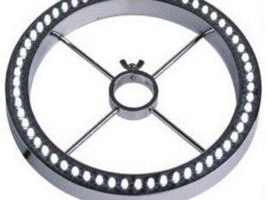 кольцо светодиодное RGB (не управл), 5.0Вт, стальное, Д.34мм х 220мм, с трансф 12В (SUPERPOND), арт. LR-60C