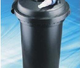 Фильтр напорный для пруда V=30м3 (15м3 c рыбами) с УФ, без промывки (необходим насос 10м3/ч), арт. CPF-500
