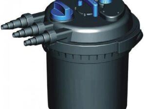 Фильтр напорный для пруда V=30м3 (10м3 c рыбами) с УФ, с промывкой (необходим насос 10м3/ч), арт. CPF-15000