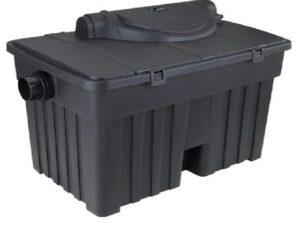 Фильтр безнапорный для пруда V=45м3 (23м3 c рыбами) с УФ, с насосом 8.5м3/ч, арт. YT-45000
