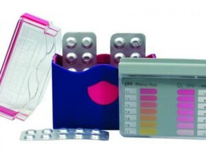 Тестер для измерения активного кислорода (таблетки) и PH (таблетки)